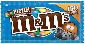 M&M'S® Pretzel
