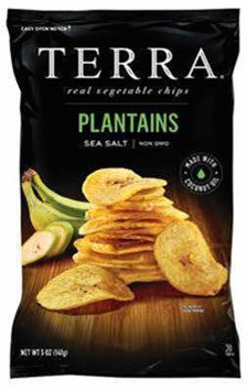 TERRA Plantain and Sea Salt Chips