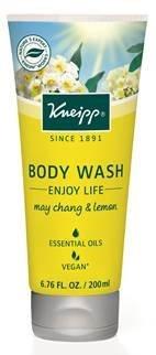 Kneipp Enjoy Life May Chang & Lemon Body Wash