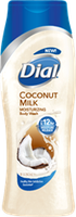 Dial Coconut Milk Body Wash