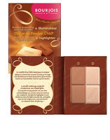 Bourjois Bronzing Powder & Highlighter - Bronzing higlighting