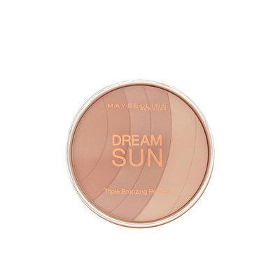 Maybelline Dream Sun Triple Bronzing Powder