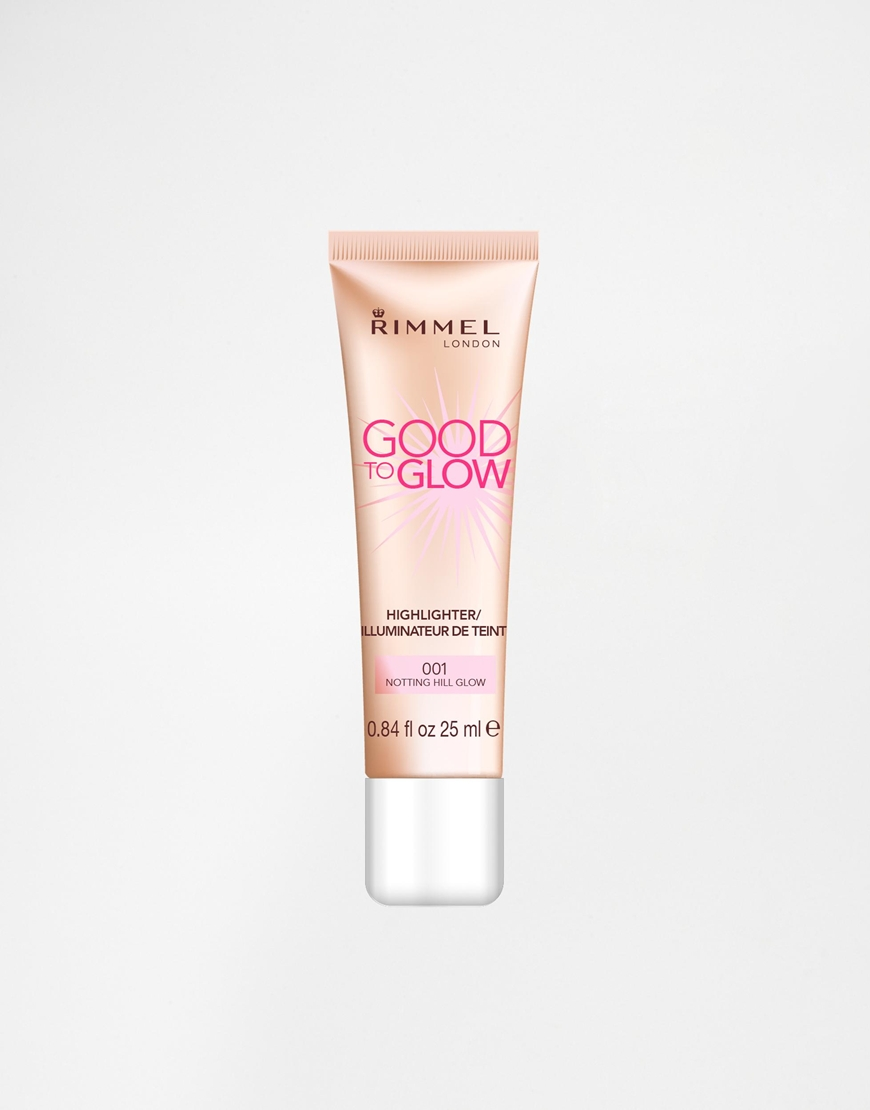 Rimmel London Good To Glow Highlighter & Contour