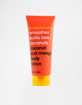 Anatomicals Smoother Butts Love Coconut- Body Lotion 200ml - Mango coconut