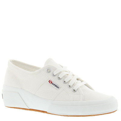 Superga Canvas Wedge Sneakers