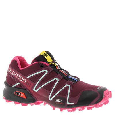 Salomon Speedcross 3 (Women's) Purple-Hot Pink-Pink
