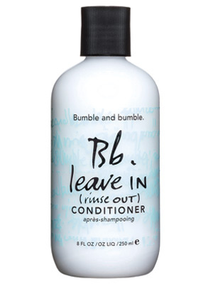 Bumble and bumble. Conditioner Leave In (rinse out)