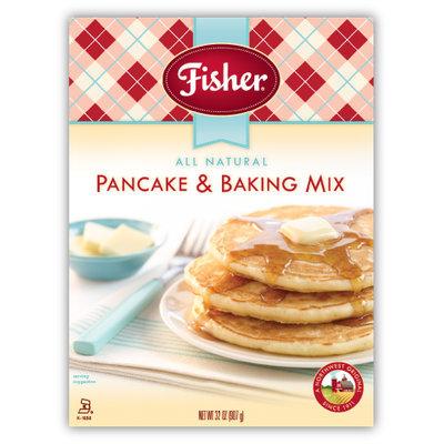 Fisher All Natural Pancake & Baking Mix