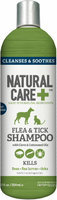 Natural Care 12 oz Flea and Tick Shampoo
