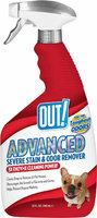 OUT! Advanced Severe Stain & Odor Remover Spray 32oz