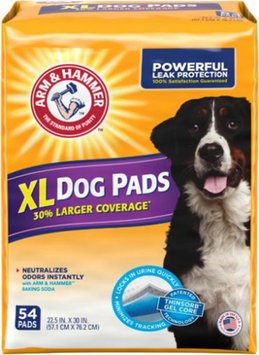 ARM & HAMMER™ XL Dog Training Pads