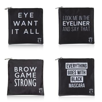 Eyeko Collectible Cosmetics Bag