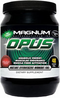 Magnum Nutraceuticals Inc. OPUS Blue Yasberry