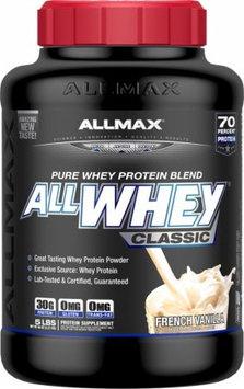 ALLMAX® Nutrition AllWhey Classic French Vanilla