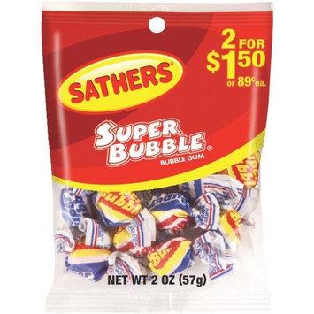Sathers Gum Super Bubble