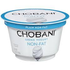 Chobani® Plain Non-Fat