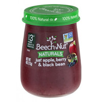 Beech-Nut® Stage 3 Just Apple, Berry & Black Bean