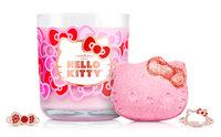 Hello Kitty Candle & Bath Bomb Set