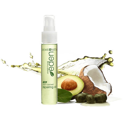 Creme Of Nature Straight From Eden Natural Oil-Infused Repairing Oil