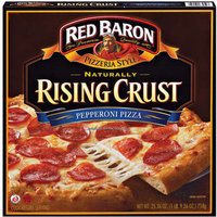 Red Baron Pizzeria Style Naturally Rising Crust Pepperoni Pizza