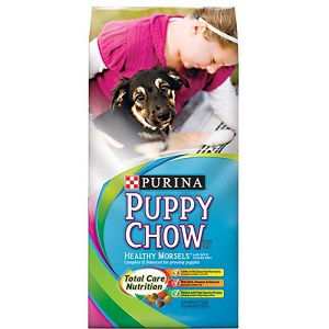 PURINA® PUPPY CHOW® Healthy Morsels