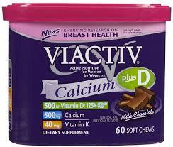 Viactiv Soft Calcium Chews