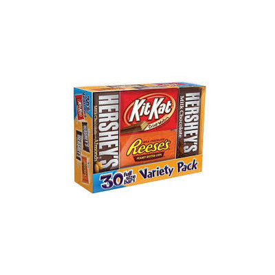 Hershey's Variety Pack Chocolate