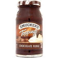 Smucker's Chocolate Fudge Topping