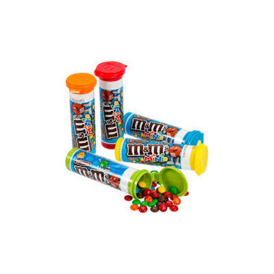 M&M'S® Minis Milk Chocolate Candy Filled Tube