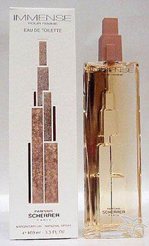 Immense by Jean Louis Scherrer Edt Spray 3.3 Oz