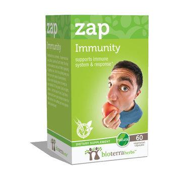BioTerra Herbs - Zap Immunity - 60 Vegetarian Capsules