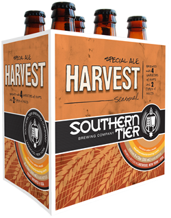 Southern Tier Harvest Special Seasonal Ale