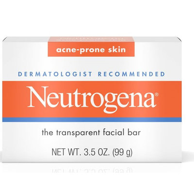 Neutrogena® Facial Cleansing Bar For Acne-prone Skin