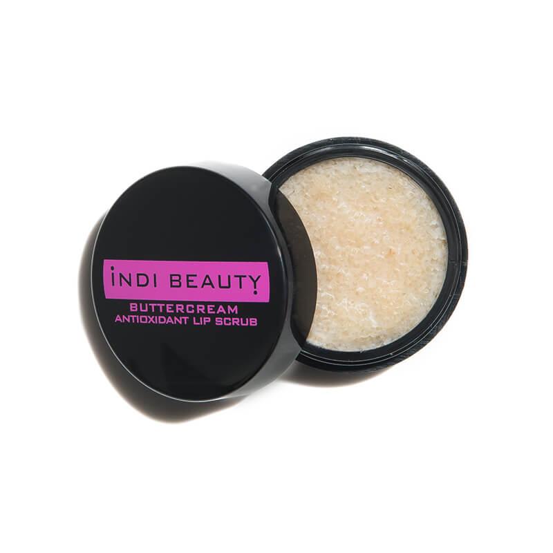 Indi Beauty Buttercream Antioxidant Lip Scrub