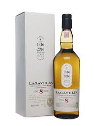 Lagavulin 8 Years Old Islay Single Malt Scotch Whisky