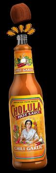 Cholula Hot Sauce Chili Garlic