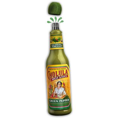 Cholula Hot Sauce Green Pepper