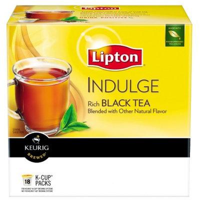 Lipton® K-Cups  Indulge Black Tea