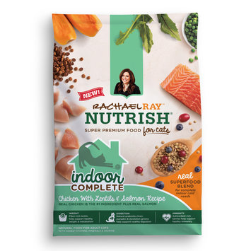 Rachael Ray™ Nutrish® Indoor Complete Chicken with Lentils & Salmon Recipe
