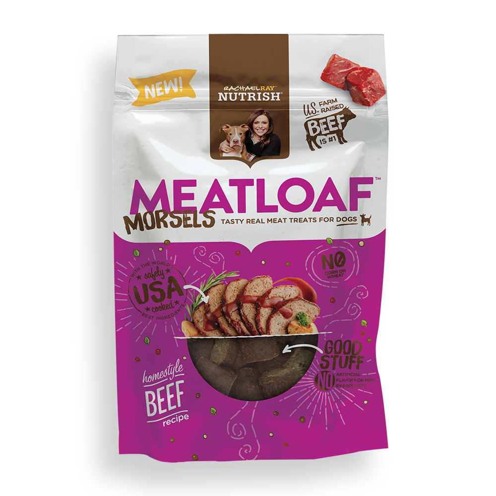 Rachael Ray™ Nutrish® Meatloaf Morsels