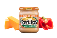 Tostitos® Salsa Con Queso – Medium