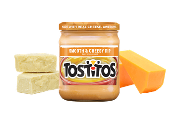 Tostitos® Cheese Flavored Dip Smooth & Cheesy
