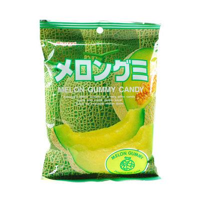 Kasugai Gummy Candies Melon Flavor