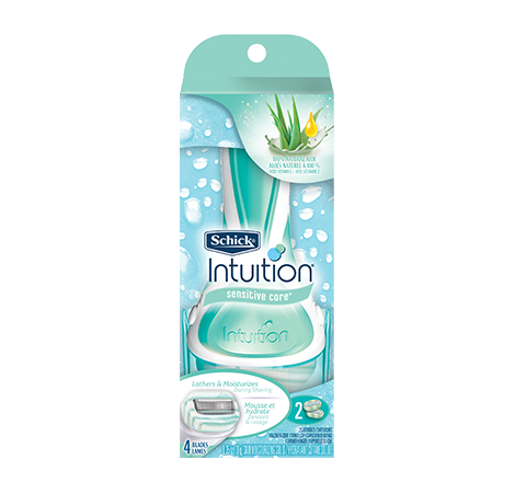 Schick Intuition Sensitive Care Razor