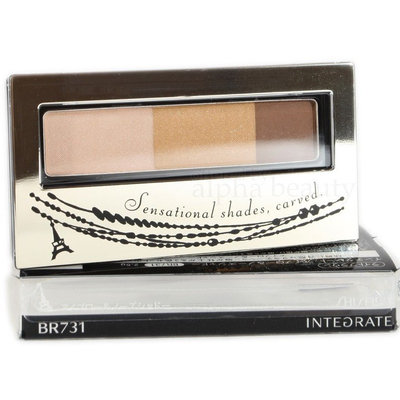 Shiseido Integrate Eyebrow & Loose Shadow Powder Palette