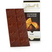 Lindt Intense Orange Excellence Bar