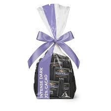 Ghirardelli Intense Dark Chocolate 72% Cacao Squares Gift Bag