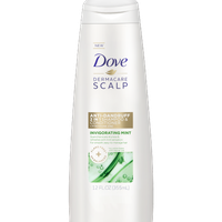 Dove Invigorating Mint Anti-Dandruff 2 in 1 Shampoo & Conditioner