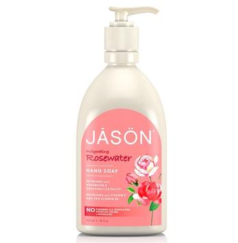JĀSÖN Invigorating Rosewater Hand Soap