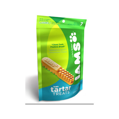 Iams™ Tartar Treats For Large Dogs